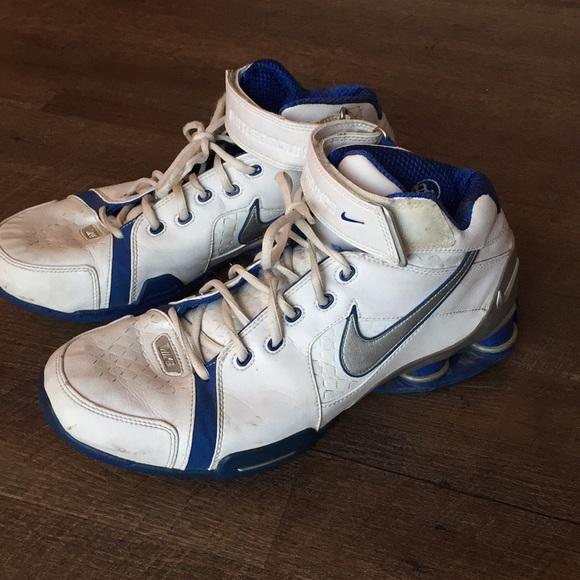 the latest 11d03 58178 Nike Shox Explosive Battleground Athletic Shoes. Nike.  M 5a8f679f3b16089c939ca466. M 5a8f67a91dffdac2a4799a2d.  M 5a8f67b7a6e3ea3d9f88f48e